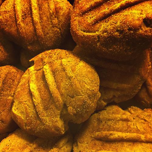 Pumpkin Chai Snickerdoodles