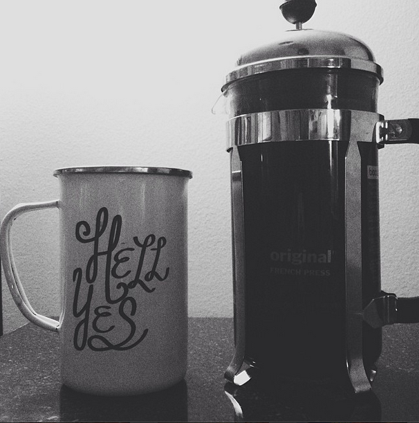 french press coffee, Des Moines Coffee