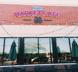 Hy-Vee Market Cafe in Ankeny Iowa