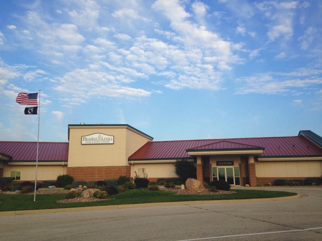 Prairie Links Golf & Event Center (Waverly, IA) Club House