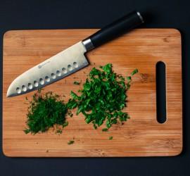 cooking class cutting board
