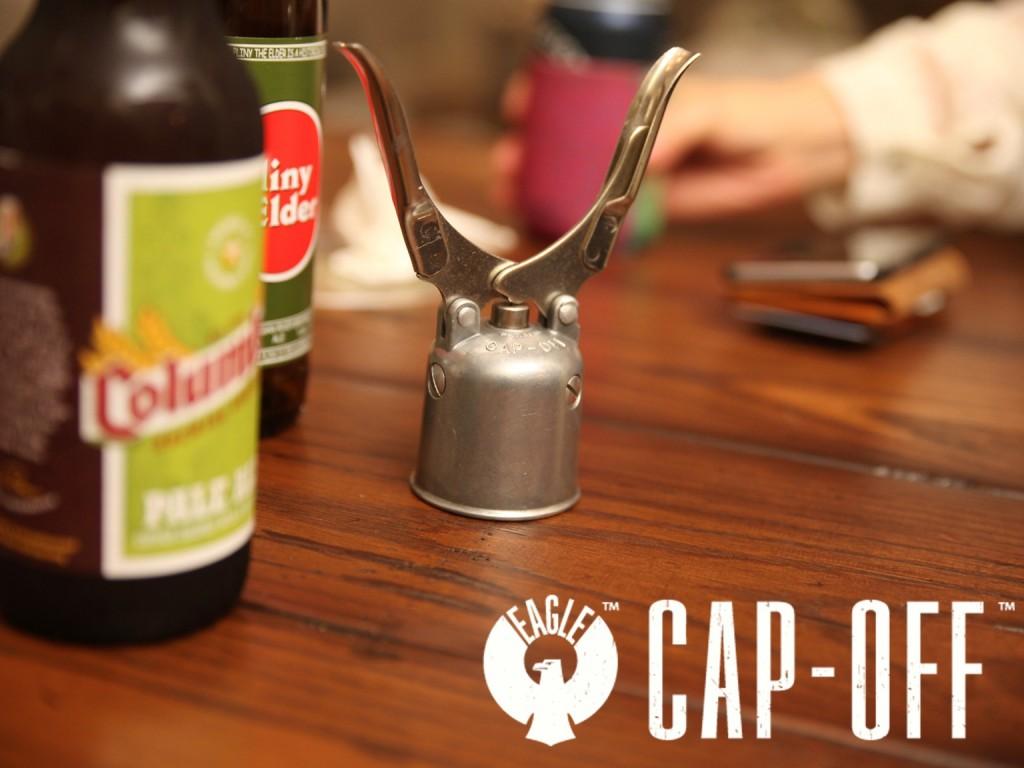 cap-off