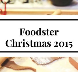 foodster christmas