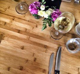 Trellis Cafe Tablesetting